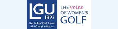 ladies golf union website